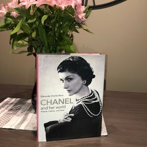 CHANEL and her world book by Edmonde Charles-Roux